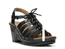 Natural Soul Ronnie Wedge Sandal