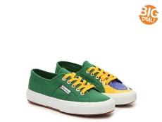 Superga 2750 Brazil Flag Sneaker