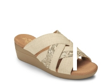 A2 by Aerosoles Flower Power Wedge Sandal