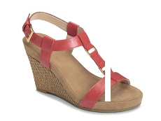 A2 by Aerosoles Plush Nite Wedge Sandal