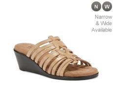 Walking Cradles Nelson Wedge Sandal