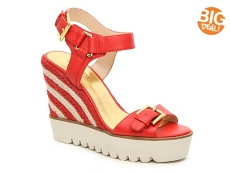 Nine West April Shower Wedge Sandal