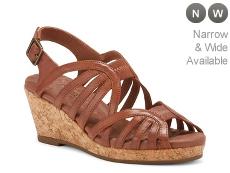 Walking Cradles Amelie Wedge Sandal