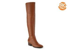 Lauren Ralph Lauren Dallyce Over The Knee Boot