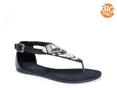 Muk Luks Zena Flat Sandal