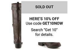 Mia Peterson Wide Calf Riding Boot