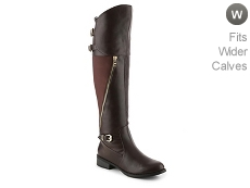 GC Shoes Kourtney Over The Knee Boot
