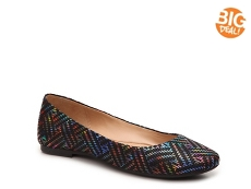 Mix No. 6 Danzey Digital Print Ballet Flat
