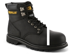 Caterpillar Second Shift Steel Toe Work Boot