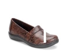 b.o.c Howell Embossed Leather Slip-On