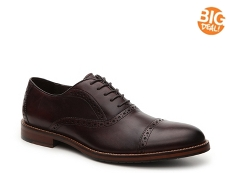 Aston Grey Osaka Cap Toe Oxford
