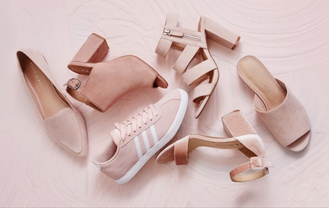 BLUSH SHOES