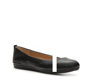 Easy Spirit Getcity Leather Flat