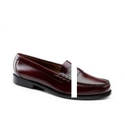 G.H. Bass & Co. Weejens Larson Patent Penny Loafer