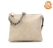 Madden Girl Nickel Crossbody Bag