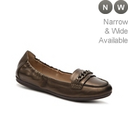 Easy Spirit Gilford Metallic Loafer