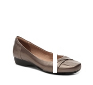 Clarks Blanche Fria Flat