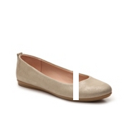 Easy Spirit Getcity Metallic Flat