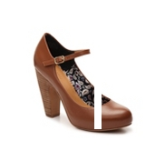 Crown Vintage Tess Platform Pump