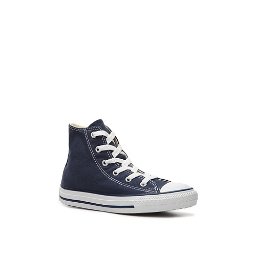 Converse All Star Boys' Toddler & Youth Hi-Top Sneaker - Unisex Shoes