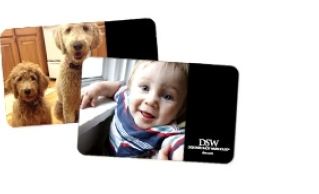 Personalized DSW Gift Cards