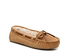 Minnetonka Jr. Trapper Moccasin Slipper