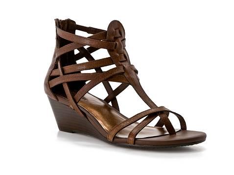 Kelly Amp Katie Tasha Wedge Sandal Dsw