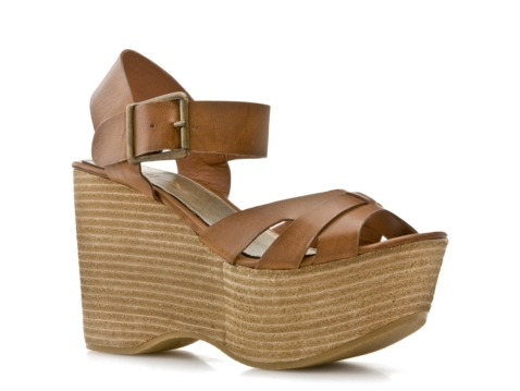 Mia Jukebox Wedge Sandal, $44.94