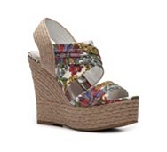 Mix No. 6 Chanel Wedge Sandal