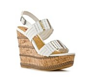 Two Lips Boo Wedge Sandal