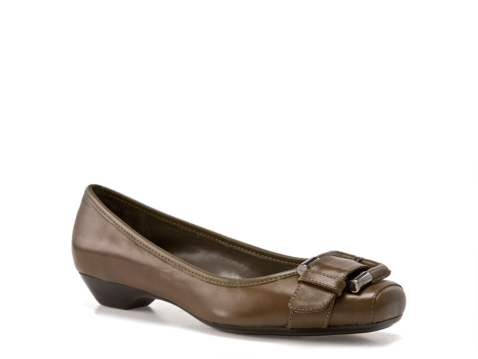 bandolino jolly jo leather flat dsw