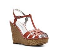 Audrey Brooke Venpati Wedge Sandal