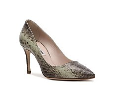 Miu Miu Reptile Leather Pump