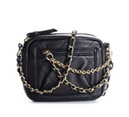 Betsey Johnson Qlassy Quilted Crossbody Bag