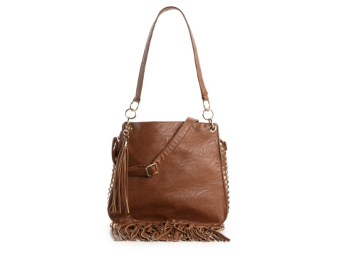 Poppie Jones Fringe Shoulder Bag 42