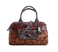Carlos by Carlos Santana Fushion Barrel Satchel