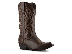 Madden Girl Sanguine Cowboy Boot