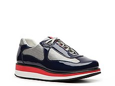Prada Patent Leather Sport Sneaker