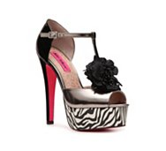 Betsey Johnson Ruby Platform Sandal