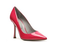 Sergio Rossi Patent Leather Pump