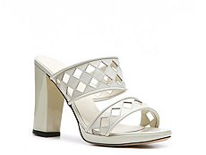 Bally Loysta Leather Cutout Sandal