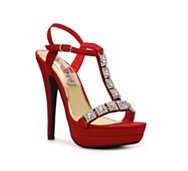 Two Lips Chandelier Sandal