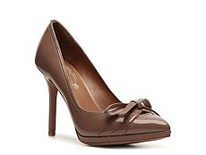 Elie Tahari Roxie Patent Leather Pump
