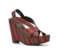 Crown Vintage Realm Wedge Sandal