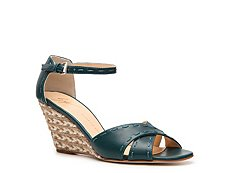 Giuseppe Zanotti Leather Wedge Sandal