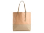 Audrey Brooke Two-Tone Tote