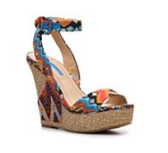 BCBG Paris Raquel Wedge Sandal