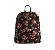 Steve Madden Skool Floral Backpack