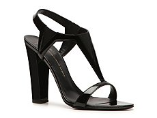 Giuseppe Zanotti Patent Leather Stretch Sandal