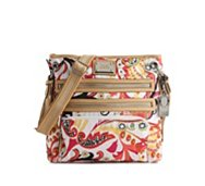 Tyler Rodan Kingston Paisley Crossbody Bag